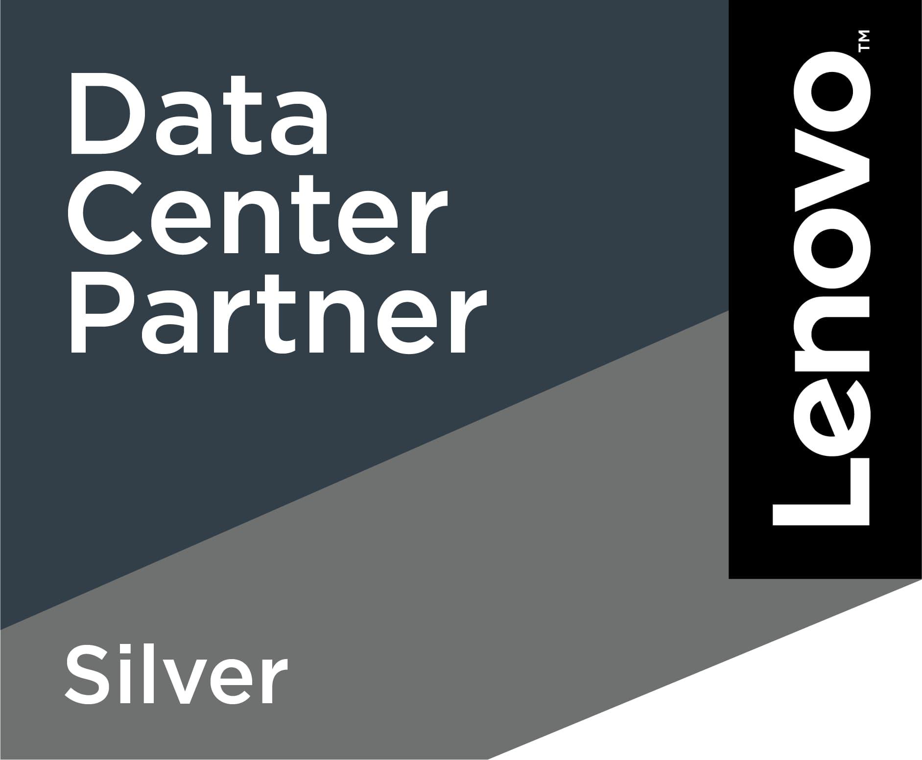 Lenovo DCG Silver Partner Logo